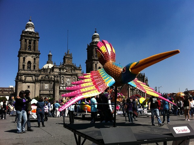 La Ciudad de México, lugar de muchos museos