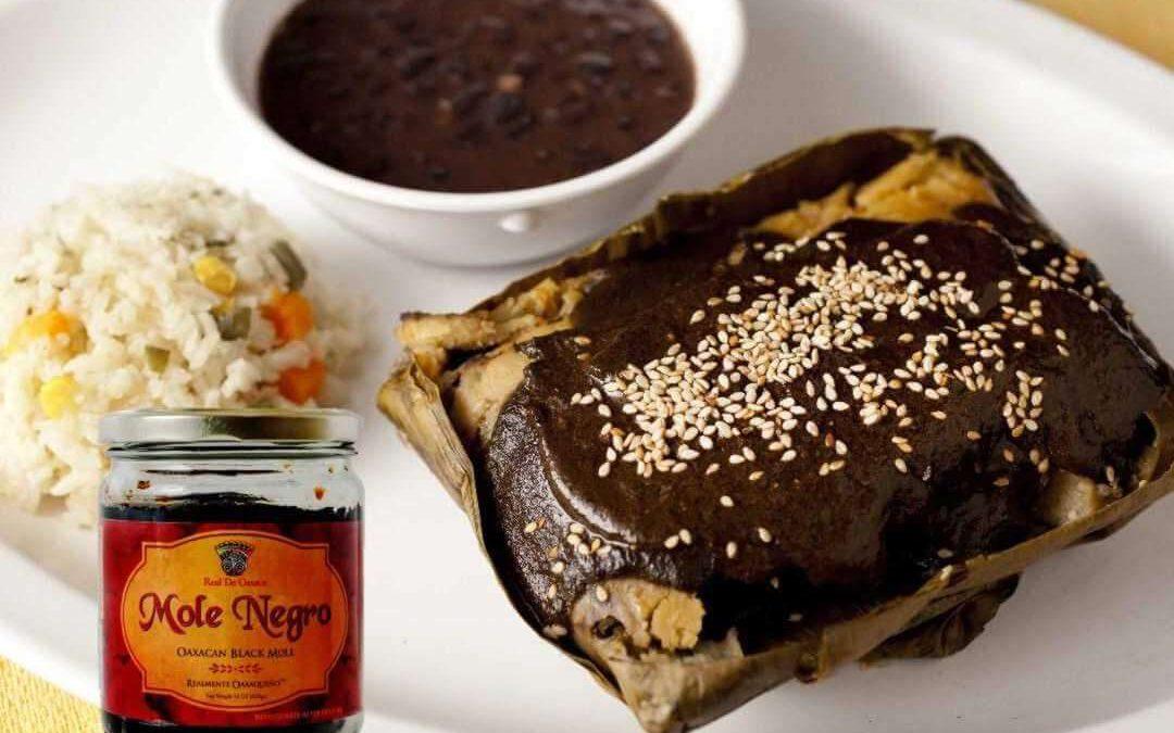 Delicias Típicas de Oaxaca